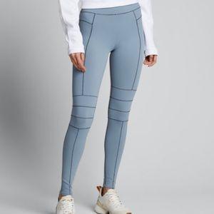 alo yoga blue haze high endurance legging